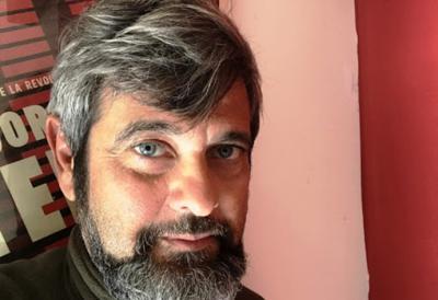 """Ronaldo Menéndez, narrador cubano, autor del libro de relatos """"La nieta de Pushkin"""""""