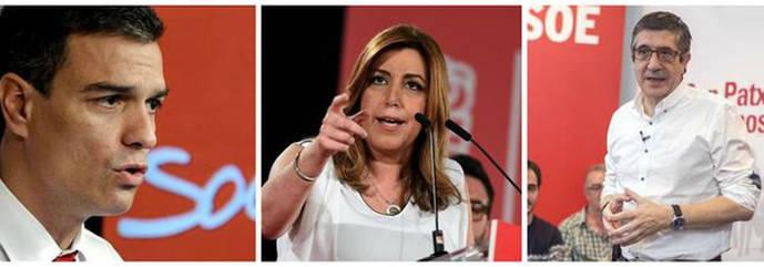 Pedro Sánchez cerrará el único debate de las primarias del PSOE el 15 de mayo