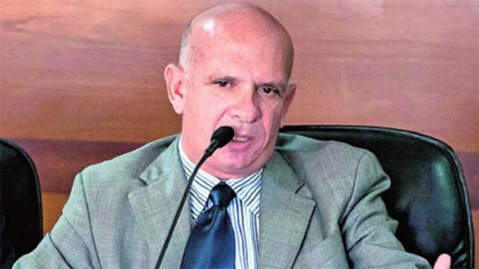 """Hugo Armando """"El Pollo"""" Carvajal Barrios, general retirado detenido en Madrid"""