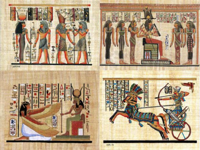 El papiro: su importancia en el Egipto Faraónico