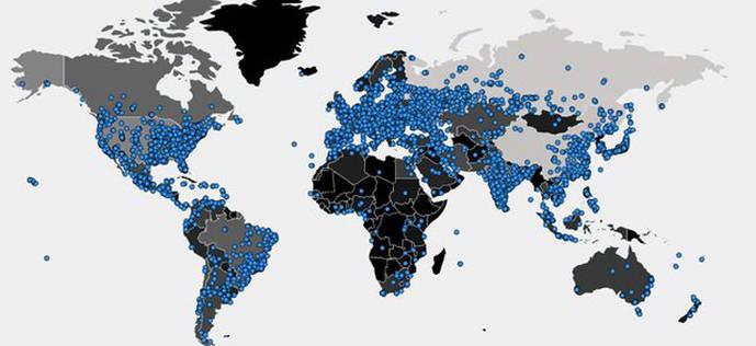 El mayor ciberataque mundial reciente se pudo parar con un dominio de 10 euros