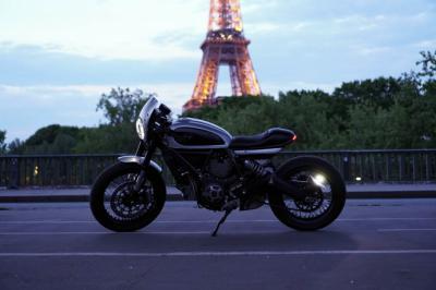 Un primer vistazo al mundo de las motos scramble