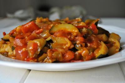 El Pisto manchego, el plato más emblemático de la gastronomía ciudadrealeña...