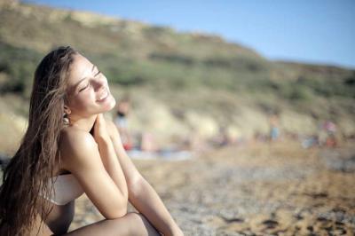 Belleza en la playa: hacer trampa sin que se den cuenta