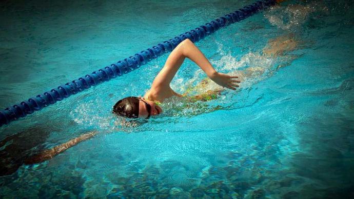 La natación es una forma de vida
