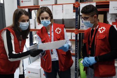Cruz Roja recauda con la campaña 'Responde' 108 millones