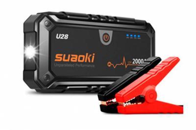 Mejores arrancadores de baterías para coche del mercado
