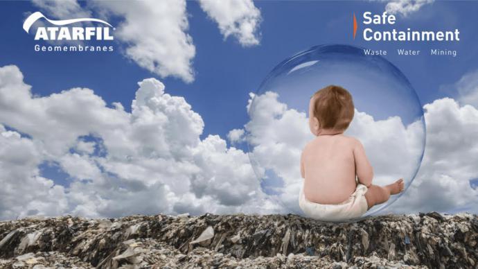 Un paso más en la protección del medioambiente gracias a las geomembranas