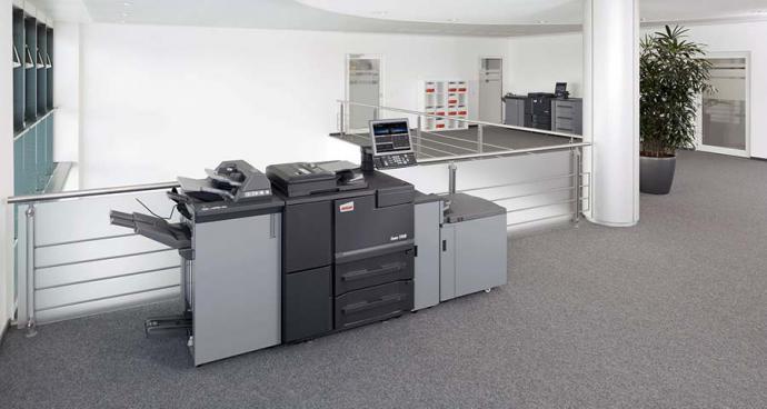 Todo lo que debes saber sobre las impresoras de producción