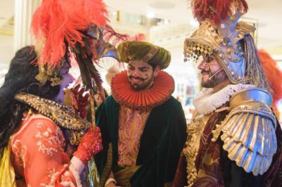 Ópera e historia de la música en plastilina para celebrar carnaval en Gran Plaza 2