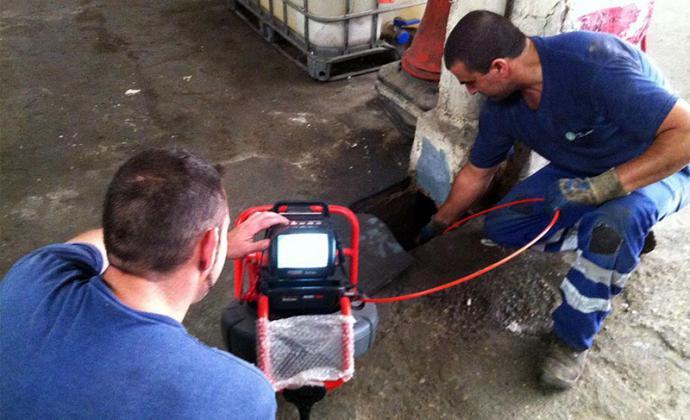 Empresas de limpieza y desatasco de tuberías sin obras