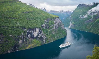 Haz una escapada en crucero por Europa