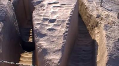 Obelisco de la cantera de Asuán