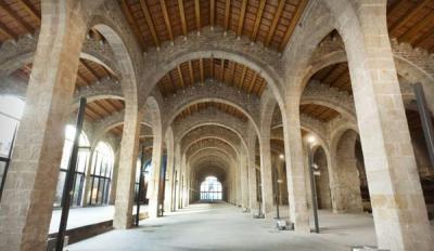 Las Reales Atarazanas, una joya medieval en Barcelona