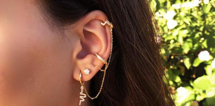 Compra los mejores piercing de oreja en tu joyería online