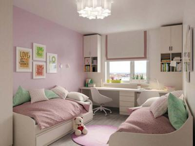 ¿Sabes cómo elegir adecuadamente el mobiliario infantil?