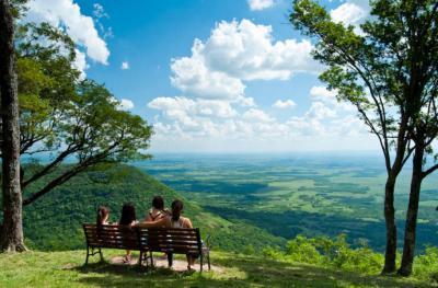 Paisaje de Paraguay (imagen de referencia)