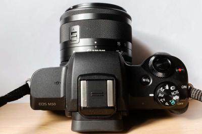La EOS M50 de Canon, la cámara que ha revolucionado el mundo de la fotografía