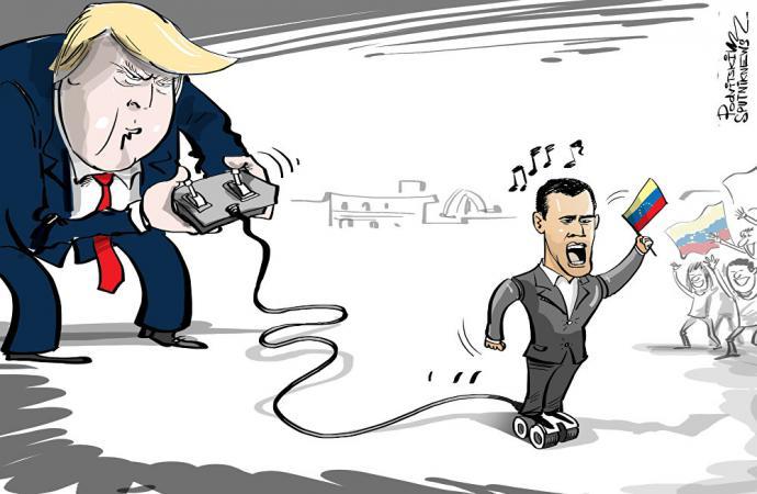 América Latina: la zona de influencia del gobierno Trump