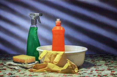 El desafío de tener la casa limpia