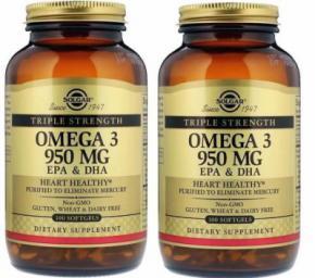 Omega 3 de Solgar, un componente insustituible para nuestro organismo