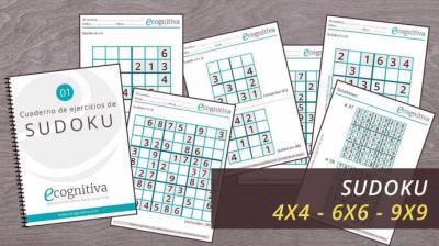 Beneficios del sudoku