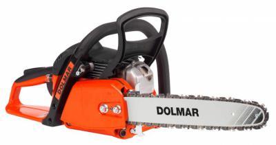 Motosierras Dolmar: Control, potencia y buen precio
