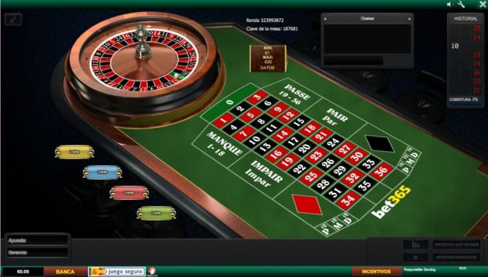 Trucos para ganar a la ruleta en el casino online