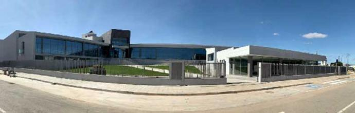 EDHINOR concluye las obras del nuevo Tanatorio de Guadalajara