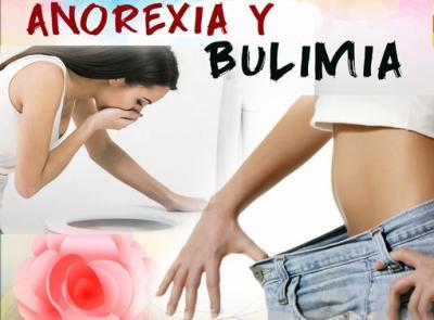 Anorexia y Bulimia, ¿son lo mismo?
