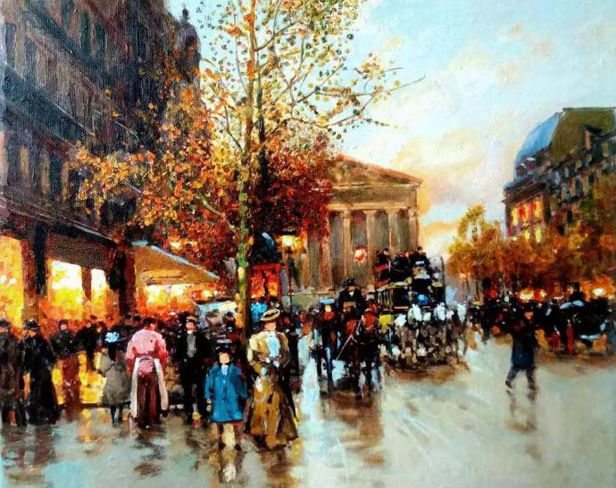El éxito de la pintura al óleo a lo largo de la Historia