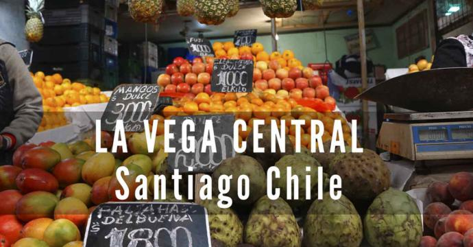 El Mercado de la Vega Central
