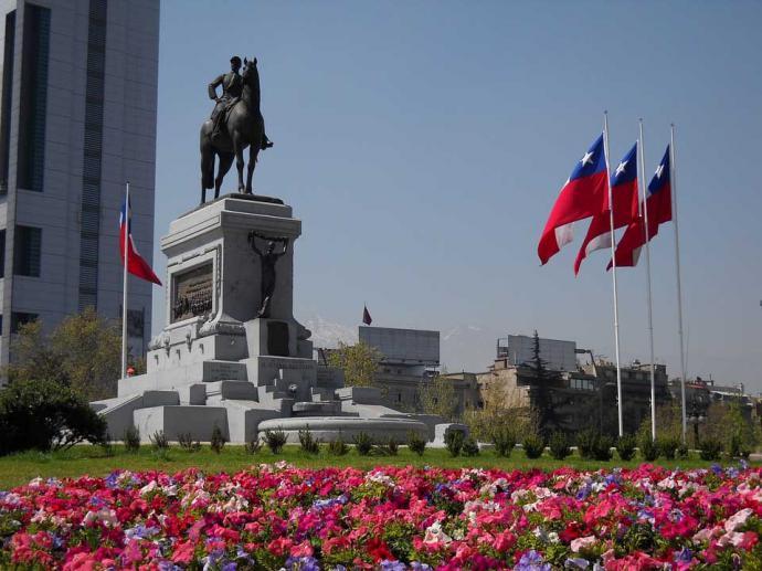 El encanto turístico de Santiago de Chile