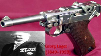 La Luger, fue la pistola de la Segunda Guerra Mundial