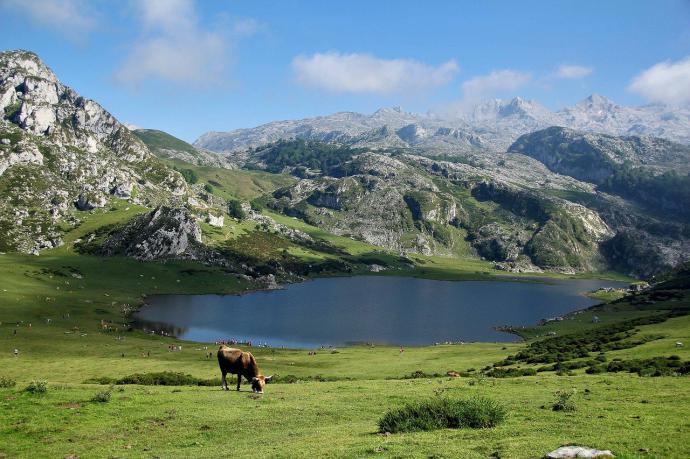 El turismo de naturaleza más activo en Asturias