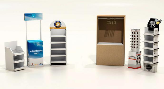 Decorar un negocio con mobiliario resistente, reciclable y personalizado