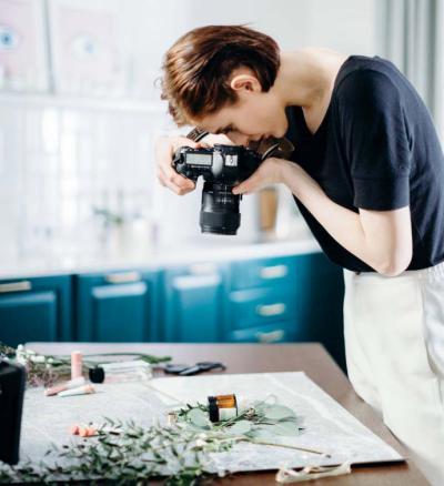 Por qué contratar un fotógrafo profesional para tu negocio