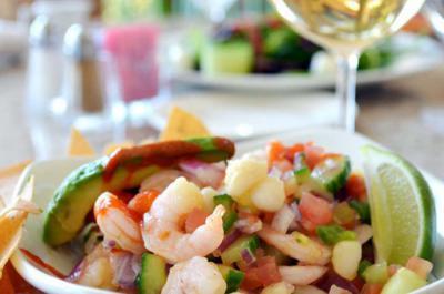 El ceviche, el plato insignia de la gastronomía peruana...
