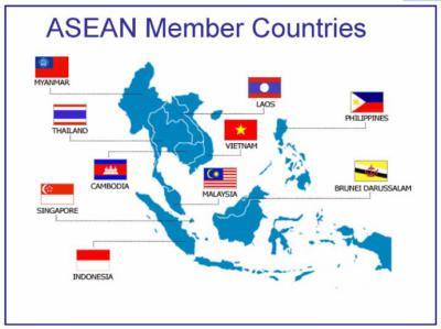 Sudeste Asiático, diez países y un único destino