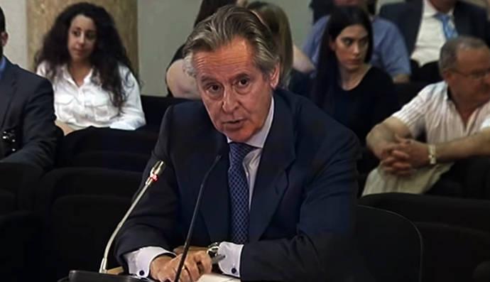 El expresidente de Caja Madrid Miguel Blesa, hallado muerto de un disparo en el pecho