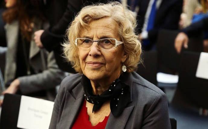 El 54,5% de los madrileños aprueban la gestión de Carmena, según una encuesta encargada por el Ayuntamiento