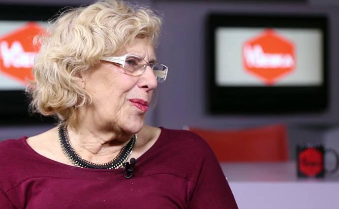 El debate sobre la sucesión de Manuela Carmena se dispara a mitad de mandato