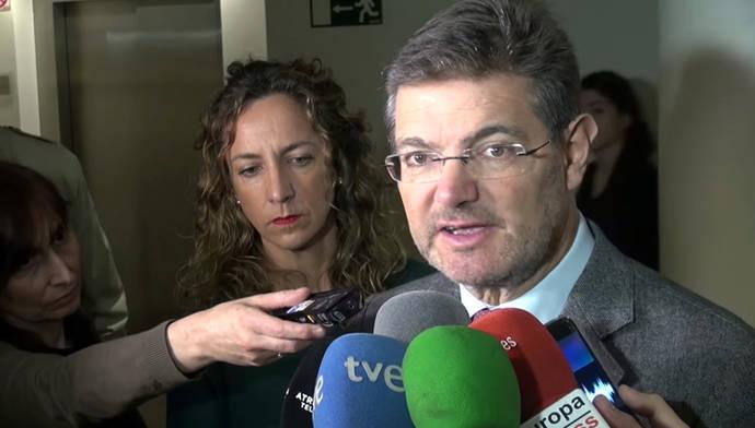 Catalá niega trabas a las investigaciones de corrupción y defiende la labor de Moix