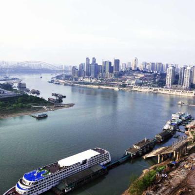 Chongqing, en la China profunda, es la ciudad que más crece del mundo