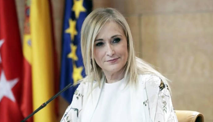 La Guardia Civil implica a Cifuentes en la financiación irregular del PP de Madrid