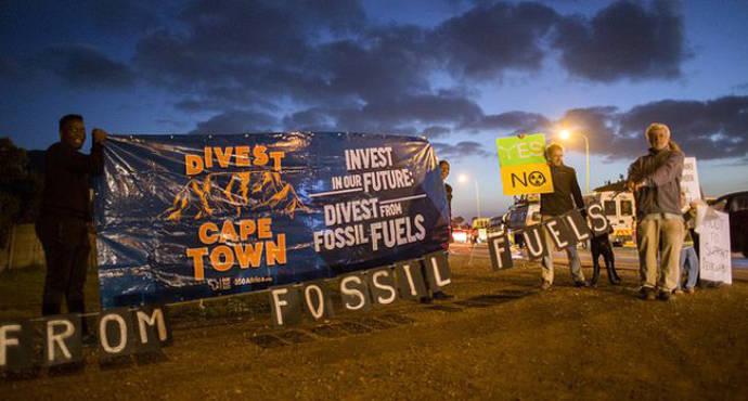 Desinversión, el movimiento mundial que planta cara a los combustibles fósiles