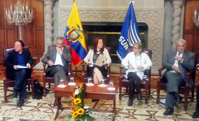 Construcción de paz: segunda mesa redonda de propuestas ciudadanas para el diseño de las políticas públicas en el marco del Plan Nacional de Desarrollo