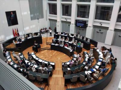 El Ayuntamiento de Madrid aprueba la moción de apoyo a la ley de escolarización inclusiva de la Comunidad de Madrid