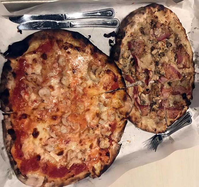 Las mejores pizzas de EEUU (T.Aguiar)