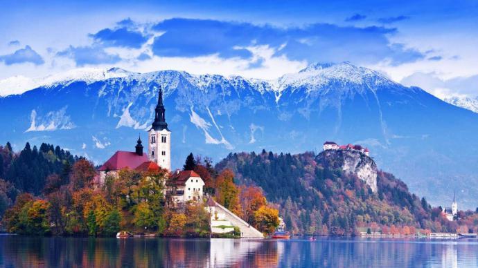 Eslovenia y los caballos lipizanos